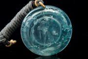 玻璃种翡翠图片,玻璃种翡翠作品赏析
