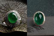 祖母绿和翡翠的区别,祖母绿和翡翠图片